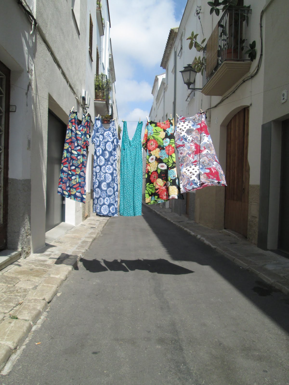house dresses - Vilanova Catalonia Spain