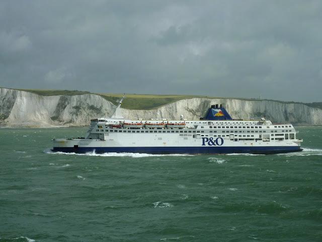 Viaggi in traghetto da e per la Gran Bretagna