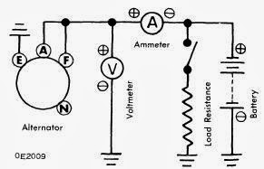 hitachi alternator wiring diagram - auto electrical wiring diagram on  wisconsin engine alternator wiring diagram,