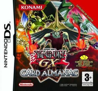 Rom Yu-Gi-Oh! Duel Monster GX Card Almanac NDS
