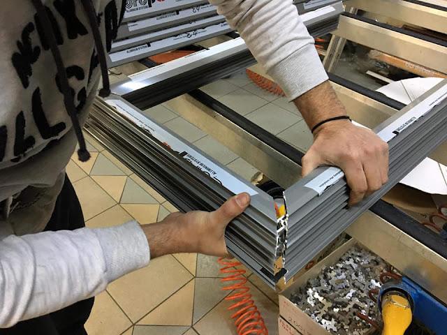 Ζητείται τεχνίτης αλουμινίου σε εργαστήριο στο Ναύπλιο