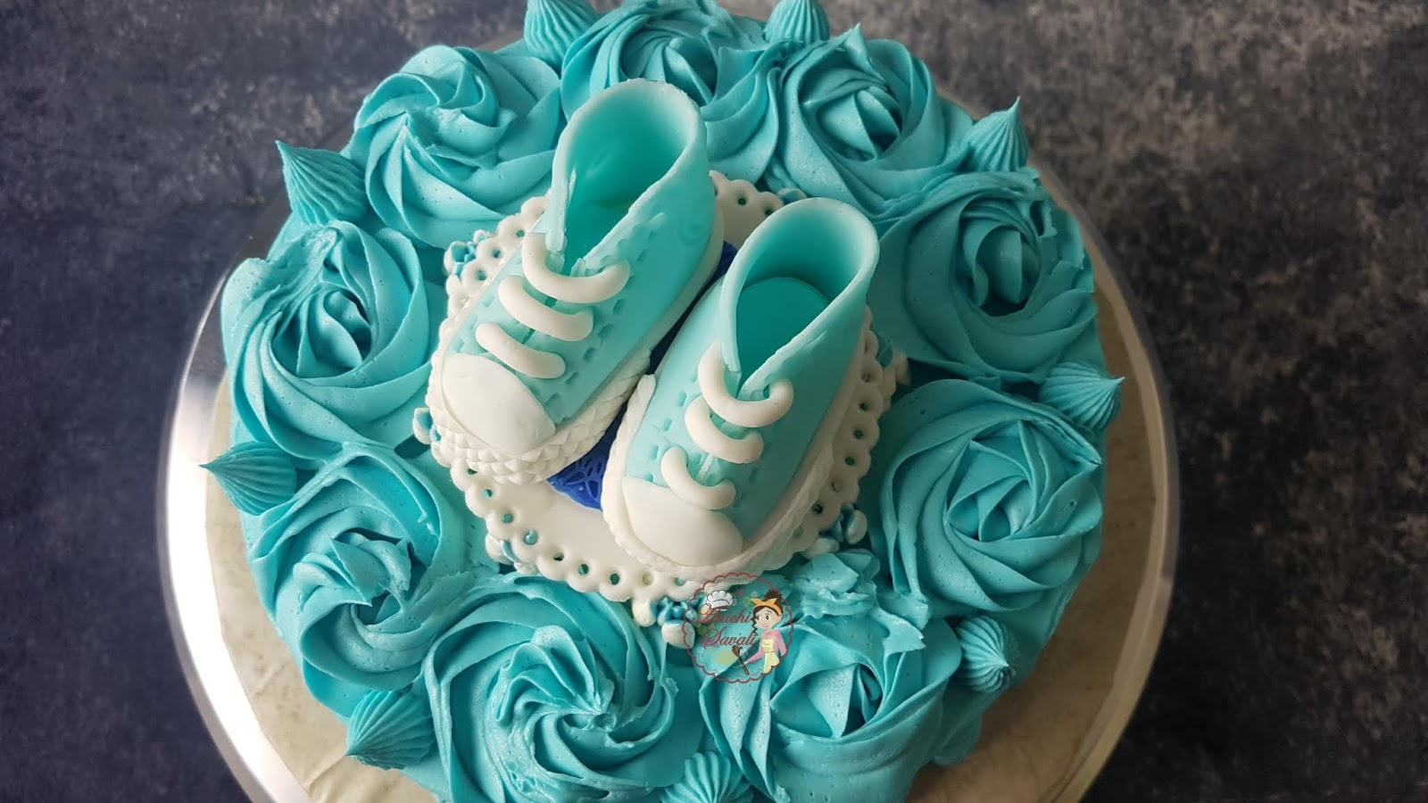 Baby Shower Cake For Boy Diy Baby Shower Cake Toppers