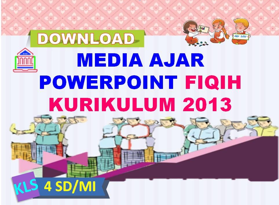 edia Ajar Power Point Fiqih