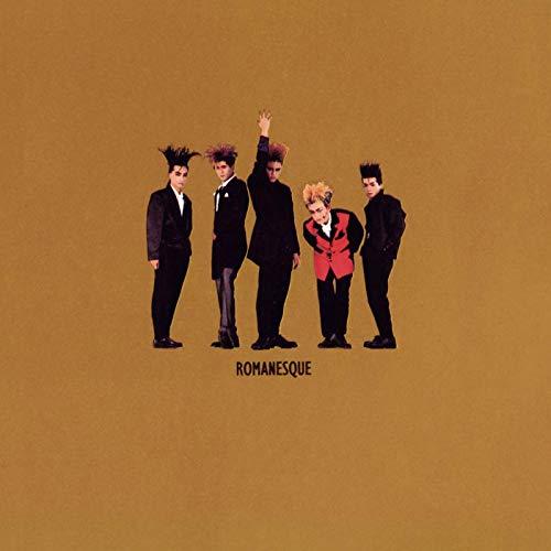 BUCK-TICK – ROMANESQUE [FLAC + MP3 320 / CD] [1988.03.21]