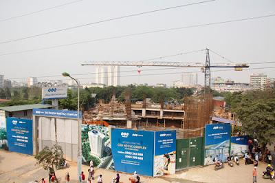 """Khách hàng dễ """"ngậm quả đắng"""" khi mua căn hộ thuộc dự án FLC 36 Phạm Hùng"""