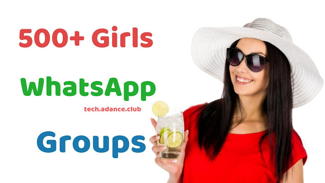 500+ GIRLS WHATSAPP GROUPS LINKS 2019 | GIRLS NUMBER WHATSAPP GROUPS LINKS