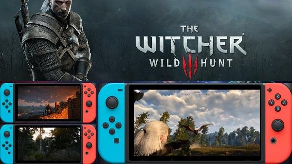الإعلان عن لعبة The Witcher 3 Wild Hunt لجهاز Switch و فيديو يكشف لنا عالمها ، شاهد من هنا..