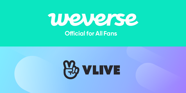 naver big hit weverse vlive