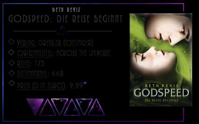 [Rezension] Godspeed: Die Reise beginnt - Beth Revis
