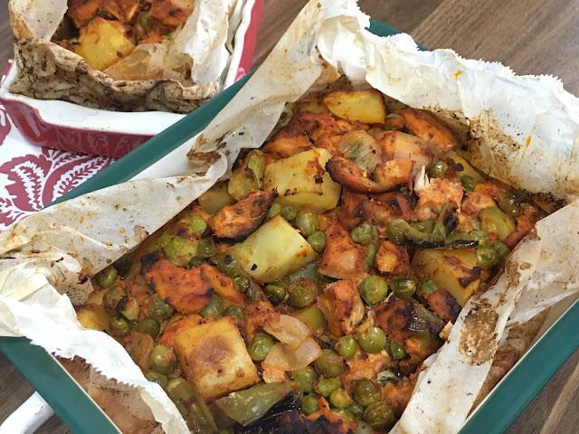 Tavuklu kağıt kebabı nasıl yapılır- fırın yemekleri, tavuk yemekleri, glutensiz tarifler