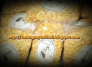 kacang merk tari bali