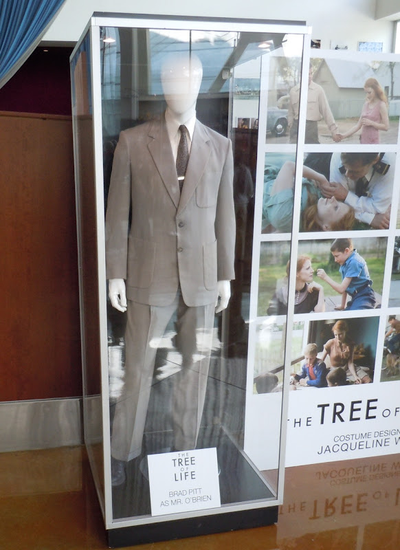 The Tree of Life Brad Pitt movie costume
