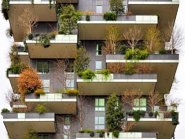 bosco verticale-Milano-bioarchitettura-Boeri
