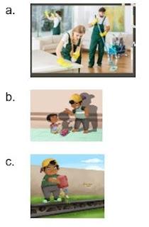 Soal Tematik Kelas 2 Tema 3 Subtema 1