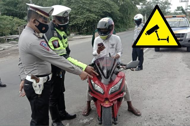 Siap-siap kena tilang, jalan raya Lombok Timur akan dipasang CCTV