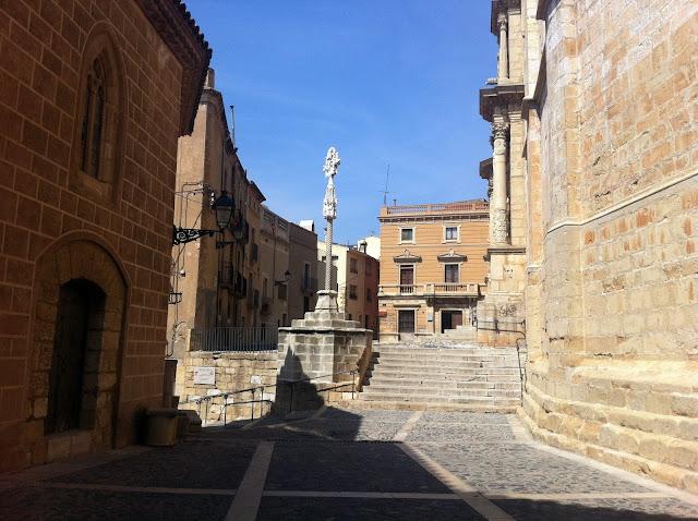 pueblo con encanto, Montblanc