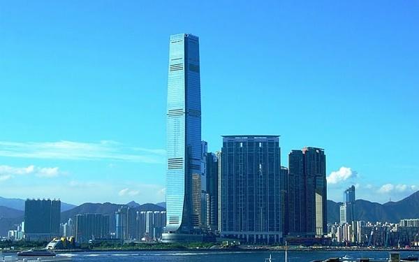 Centro de Comércio Internacional de Hong Kong
