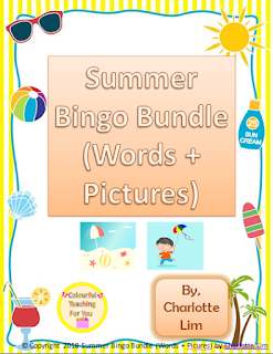 https://www.teacherspayteachers.com/Product/Summer-Bingo-BUNDLE-pictures-words-3826206