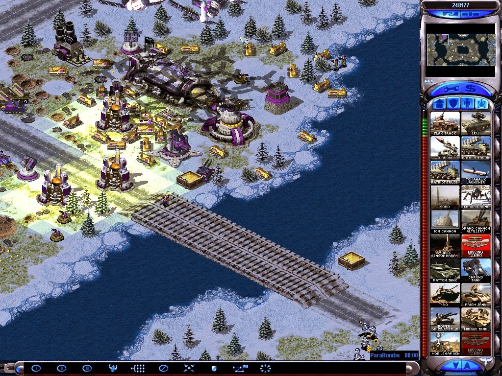 Game point: download game pc red alert 3 single link full version.