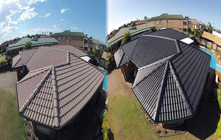 Roof Restoration Flemington
