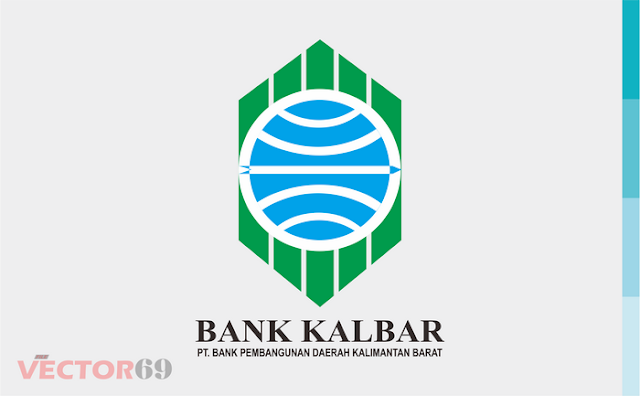 Logo Bank Kalbar Potrait - Download Vector File SVG (Scalable Vector Graphics)