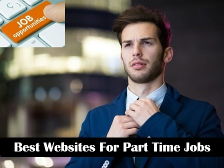 Best Websites For Part Time Jobs Search