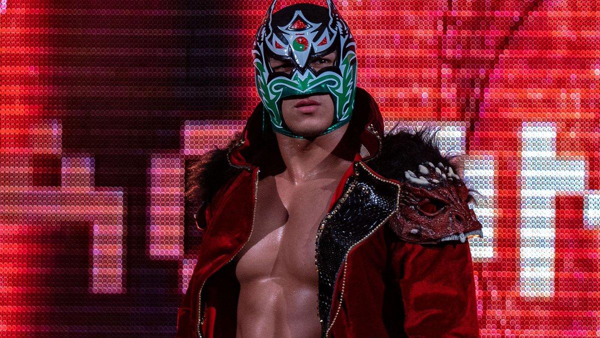 Dragon Lee conquista o ROH World Television Championship