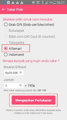 voucher gratis dari aplikasi licorice