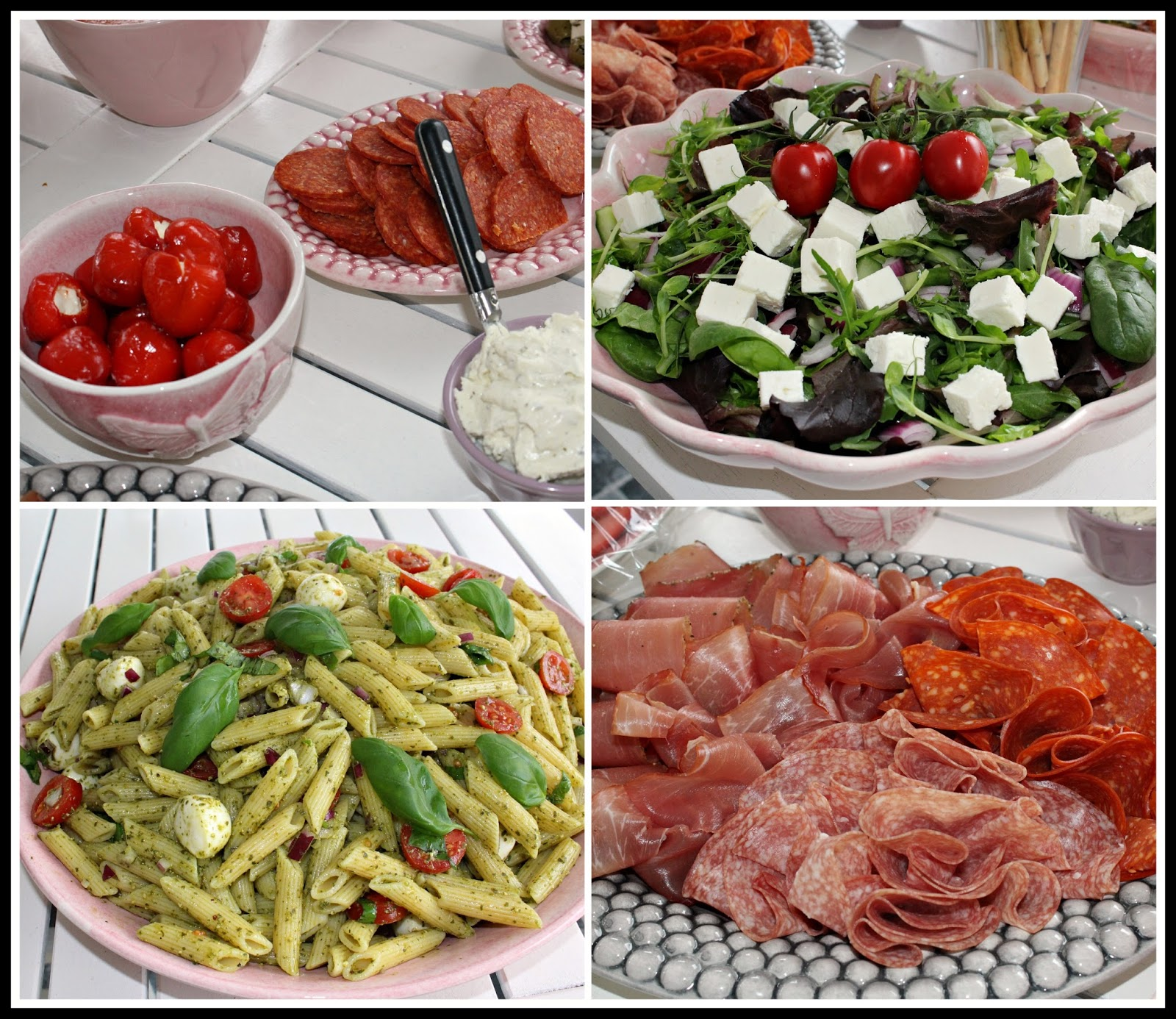 italiensk buffe recept