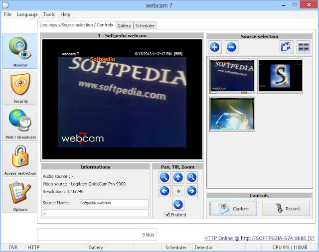 تحميل برنامج Webcam للكمبيوتر برابط مباشر