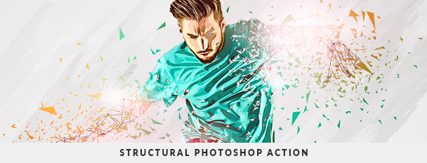 Painting 2 Photoshop Action Bundle - 16