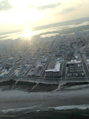 Helicopter Tours and Rides in Wildwood New Jersey