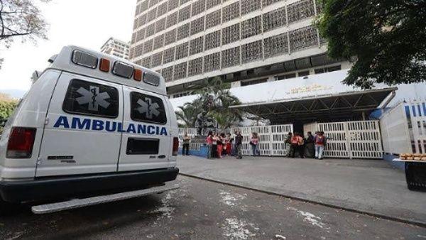 Gobierno venezolano mostró a Bachelet el impacto del bloqueo económico en materia de salud