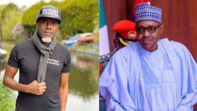 """""""Buhari Can't Arrest Me, He Will Die Before He Can"""" – Reno Omokiri Dares Buhari"""