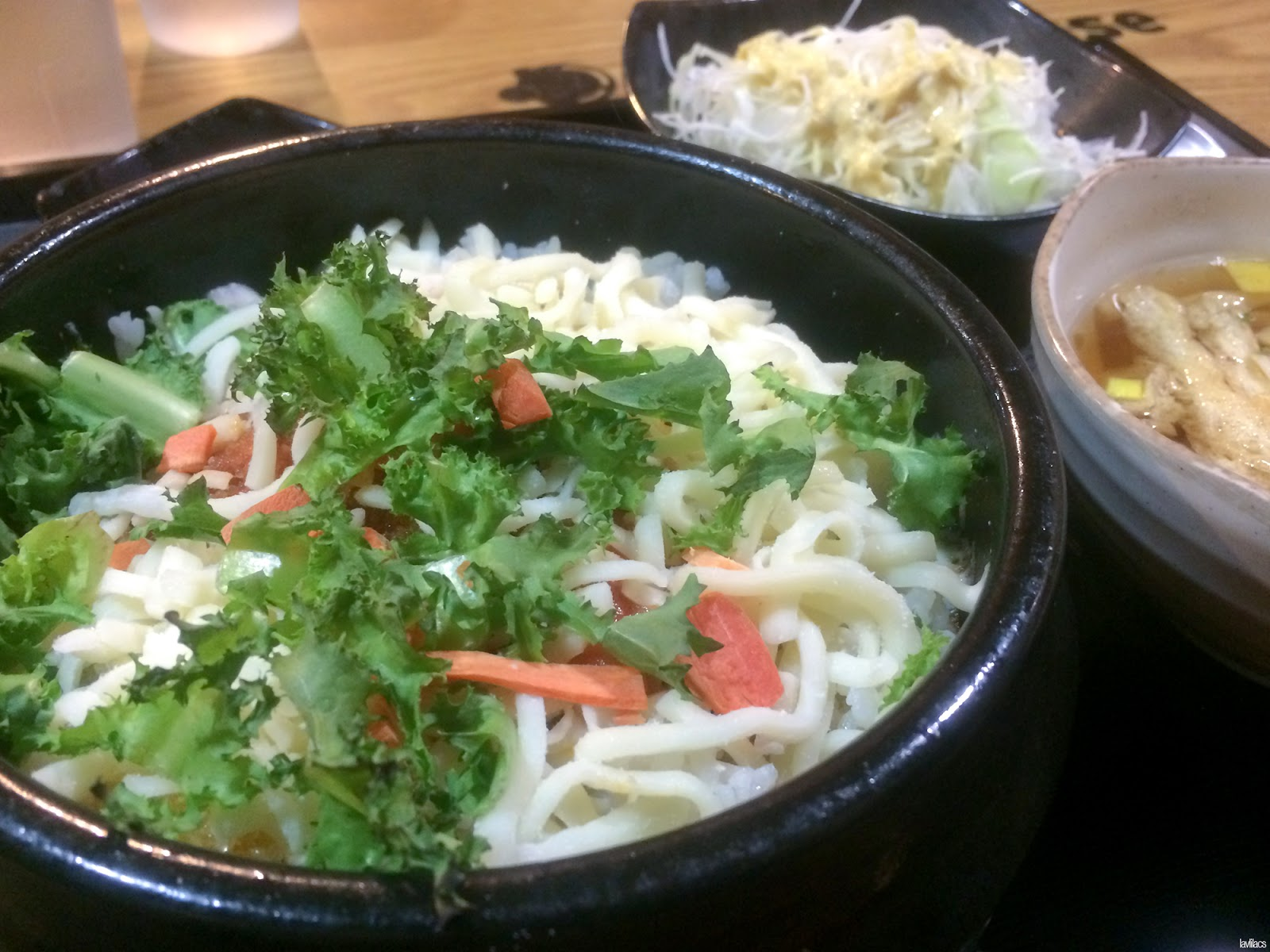 Seoul, Korea - Summer Study Abroad 2014 - Edae Albab House rice bowl