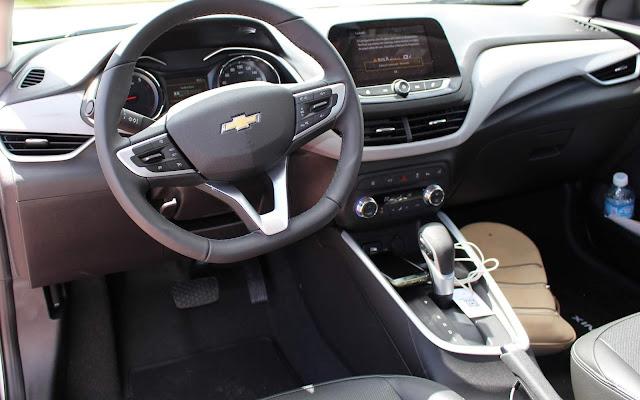 Novo Onix 2020 Sedan (plus) - painel