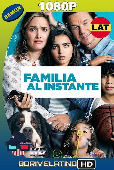 Familia al Instante (2018) BDRemux 1080p Latino-Ingles MKV