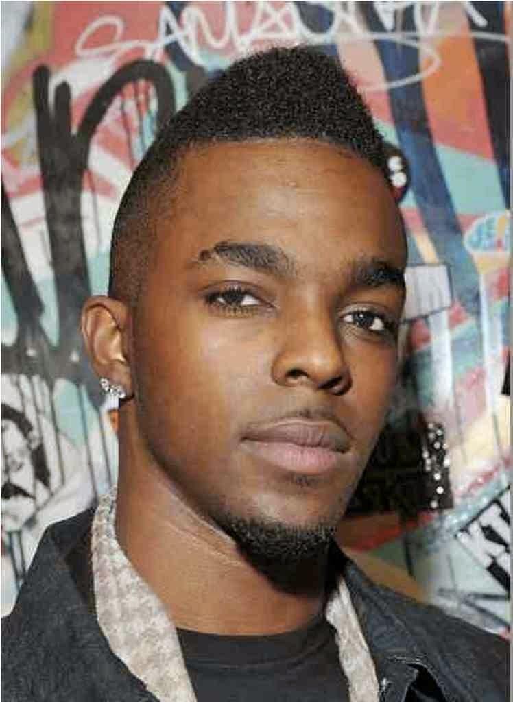 Ideas bonitas para peinados de negras Fotos de cortes de pelo tutoriales - Peinados 2015 - Hombres de raza negra