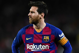 Source: Messi wants to leave Barcelona immediately not 2021