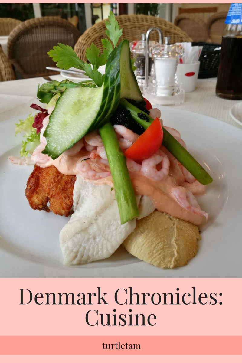 turtletam: The Denmark Chronicles I: Cuisine