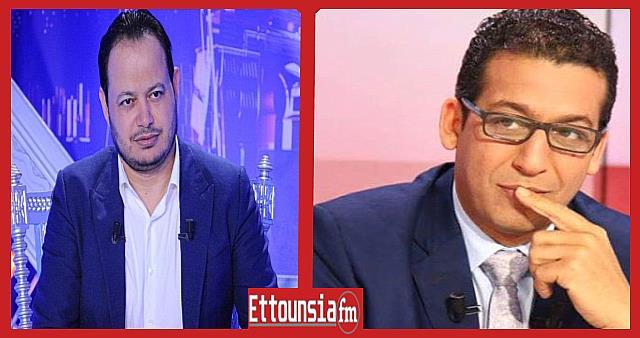 سمير الوافي يتهم بوبكر عكاشة بالسرقة ورد قوي غير متوقع !