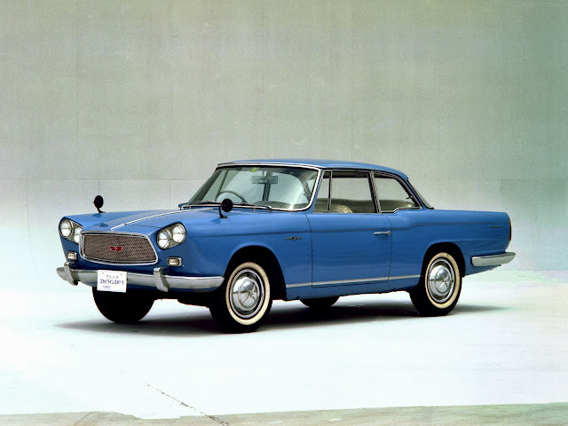 Prince Skyline Sports Coupe