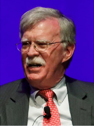 What's in John Bolton's book that Trump doesn't want out in the world?
