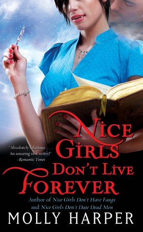 Fang-tastic Fiction: Molly Harper: NICE GIRLS SERIES