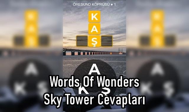 Words Of Wonders Sky Tower Cevaplar