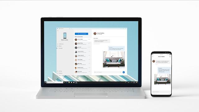 ''Your Phone'', il sistema per connettere lo smartphone al PC Windows annunciato da Microsoft