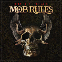 "Το single των Mob Rules ""Raven's Flight"""