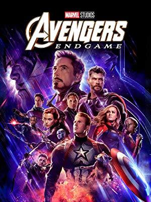 Avengers: Endgame 2019 [Hindi-English] Dual Audio 1080p