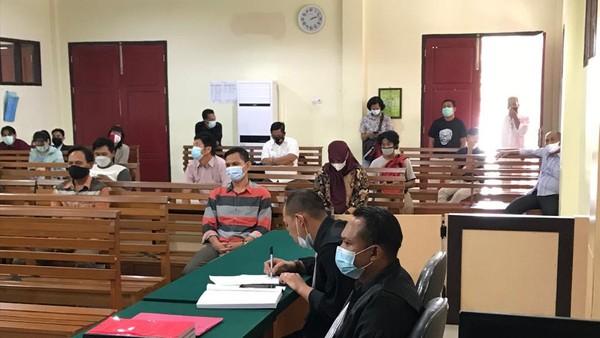 Korupsi Seragam Linmas Satpol PP, Polisi di Jambi Dituntut 4 Tahun Bui