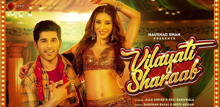Vilayati Sharaab Lyrics in Hindi